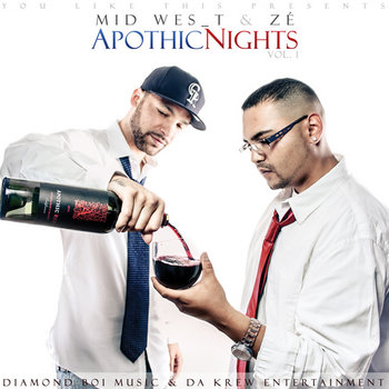 Apothic Nights, Vol. 1 cover art