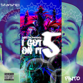 I GOT 5 ON IT EP cover art