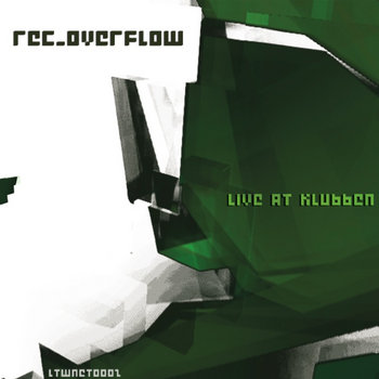 LTWNet0002 - Live at Klubben cover art