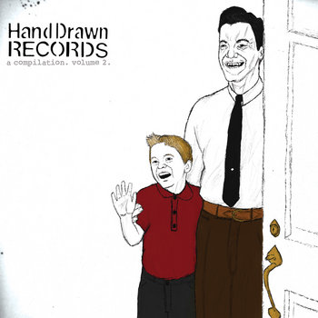 Hand Drawn Records - A Compilation. Volume 2. cover art