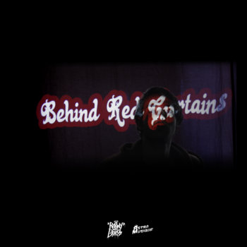 Behind Red Curtains cover art
