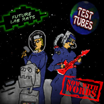 Test Tubes EP cover art