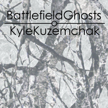 Battlefield Ghosts - EP cover art