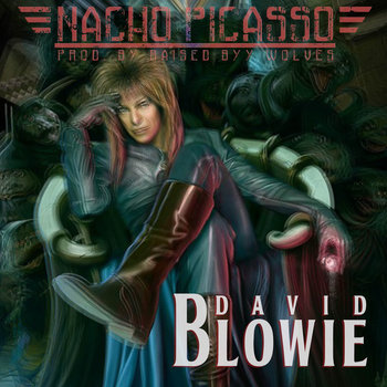 David Blowie cover art