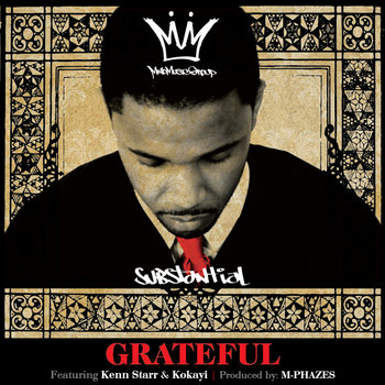Grateful (feat. Kenn Starr & Kokayi) + prod. M-Phazes cover art