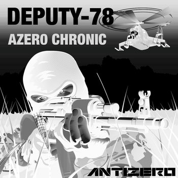 A-ZER0 Chronic II cover art