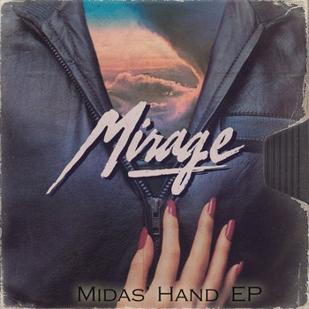 Midas Hand e.p cover art