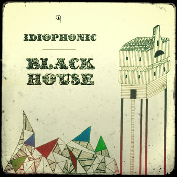 Black House cover art