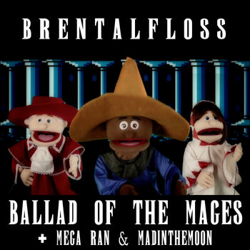 Ballad of the Mages (feat. Mega Ran & Madinthemoon) cover art