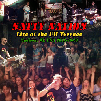 Live 2012-06-23 - UW Terrace, Madison, WI cover art
