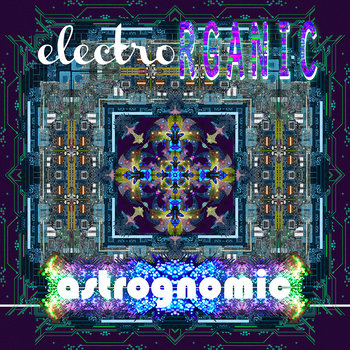 electroRGANIC cover art
