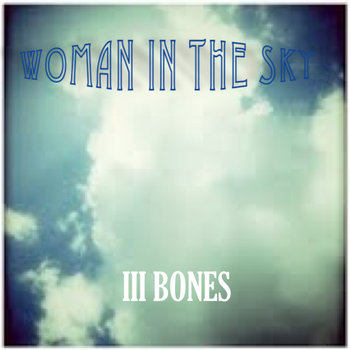 Woman In The Sky Single cover art