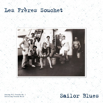 Sailor Blues cover art