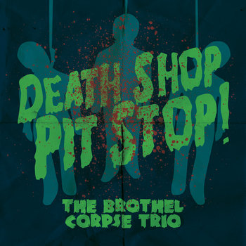 Death Shop Pit Stop cover art