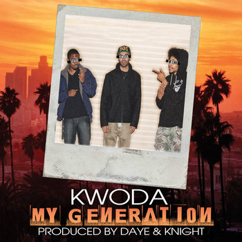 My Generation Feat. Marcel  De Von (Single) cover art