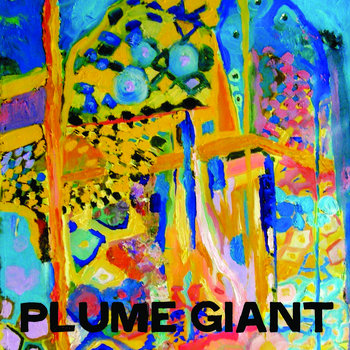 Plume Giant EP cover art