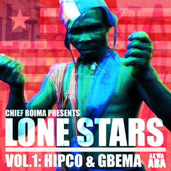 Lone Stars Vol.1: Hipco & Gbema cover art