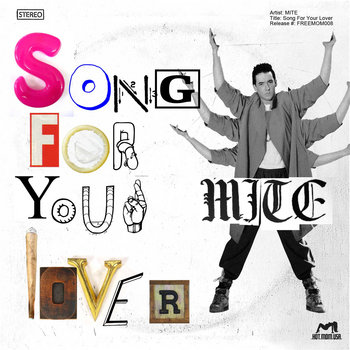 FREEMOM008: Mite - Song For Your Lover cover art