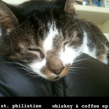 Whiskey & Coffee EP cover art