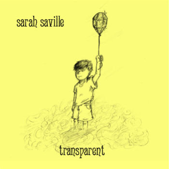 Transparent cover art