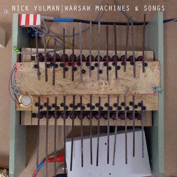 Warsaw Machines &amp; Songs cover art