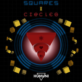 Squares x Circles cover art
