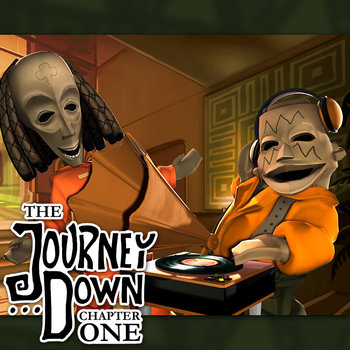 The Journey Down cover art