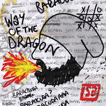Way Of The Dragon cover art