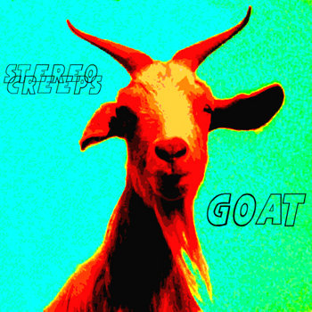 Goat cover art