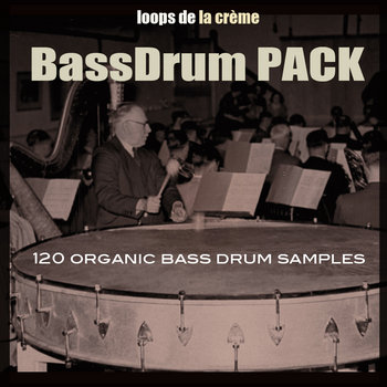 BassDrum PACK cover art