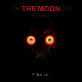 The MΩΩN - A-Capella cover art