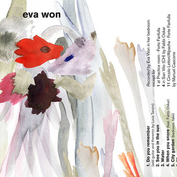 S/T by EVA WON cover art