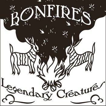Bonfires cover art