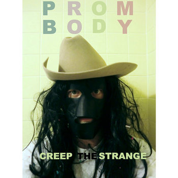 Creep The Strange cover art