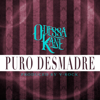 Puro Desmadre cover art