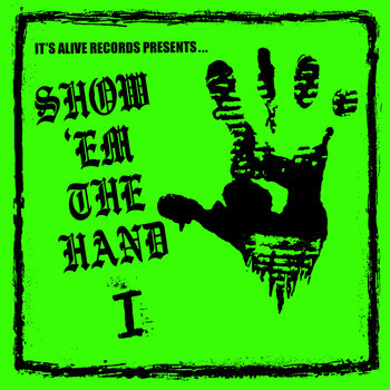Show 'Em The Hand Vol. I cover art