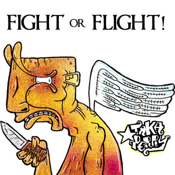 Fight or Flight! cover art