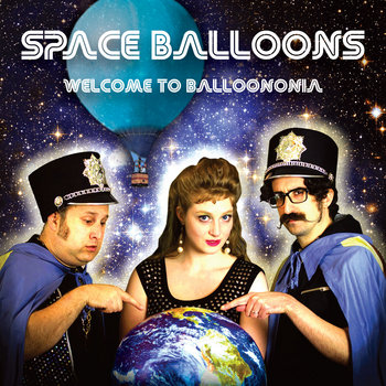 Welcome to Balloononia cover art