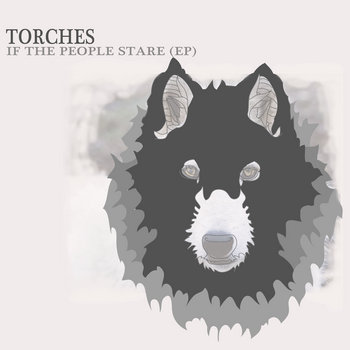 If The People Stare (EP) cover art