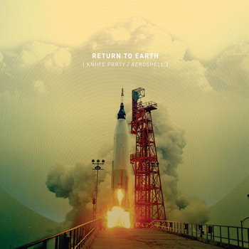 Return to Earth - Split EP w/ Kniife Prrty cover art