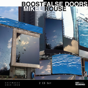 Boost|False Doors cover art