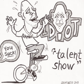Talent Show cover art