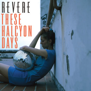 These Halcyon Days / Enjoy the Silence - Single cover art