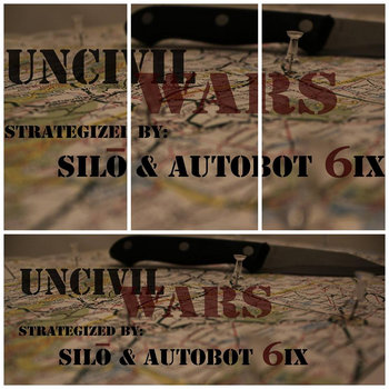 Uncivil Warz cover art