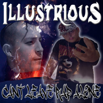 Can't Leave Rap Alone cover art