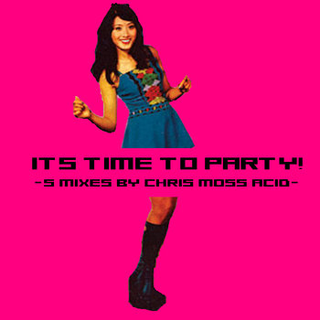 It's Time To Party cover art