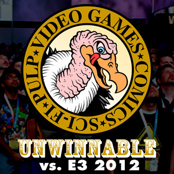 Unwinnable E3 2012 Soundtrack cover art