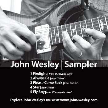 John Wesley Music Sampler cover art