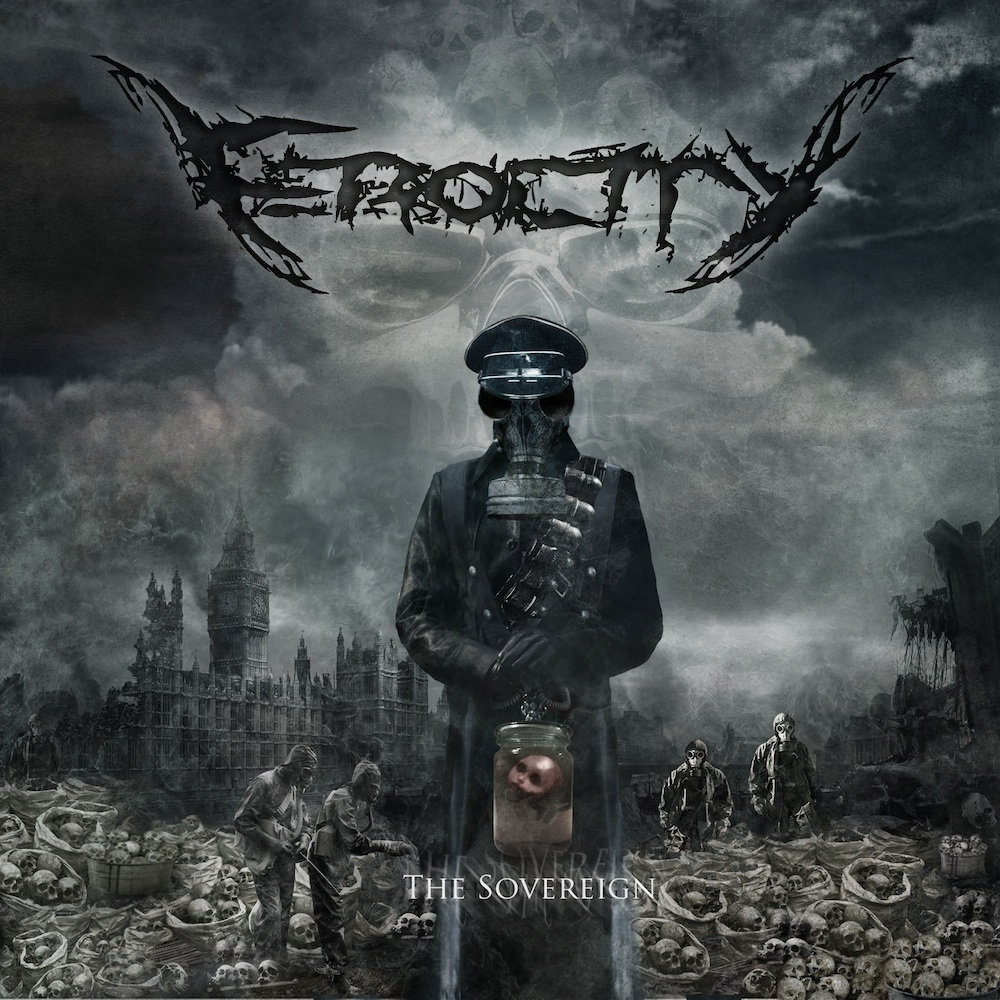 Ferocity - The Sovereign (2013)