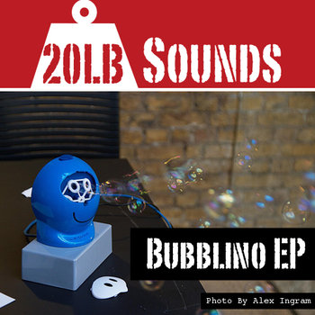 Bubblino EP cover art